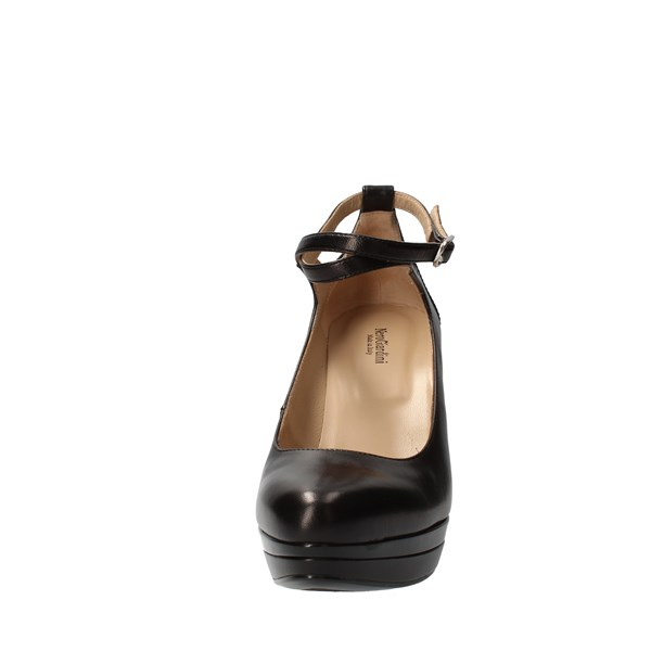 Nero Giardini Shoes Women With Plateau Black A806821DE