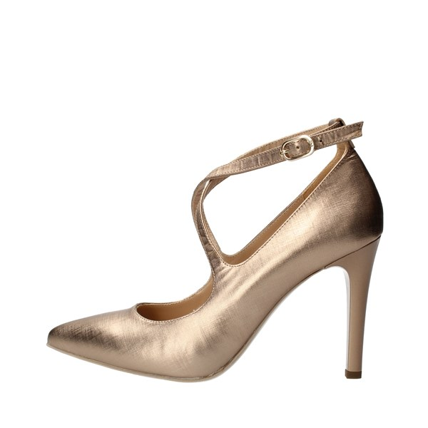 Nero Giardini Shoes Women Heels Gold P805482DE