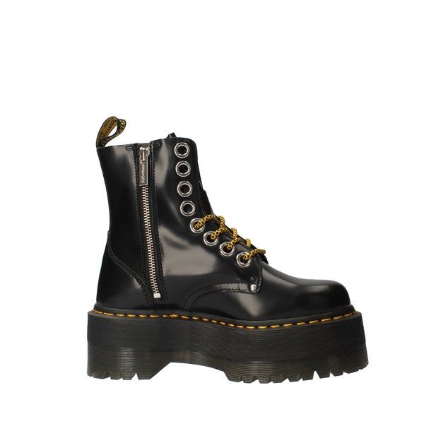 Dr. Martens Shoes Women Amphibians Black 25566001