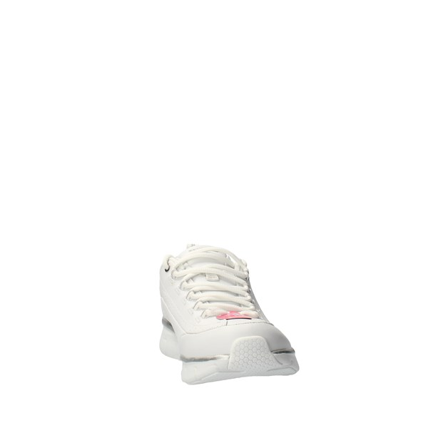SKECHERS Shoes Women low White 13260
