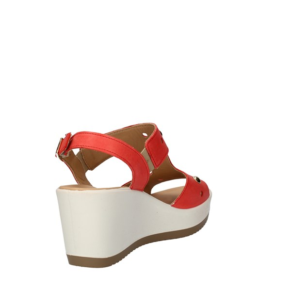 IGI&CO Shoes Women With wedge Red 31744
