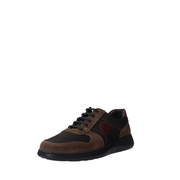 NOTTON Shoes Men low Blue 77
