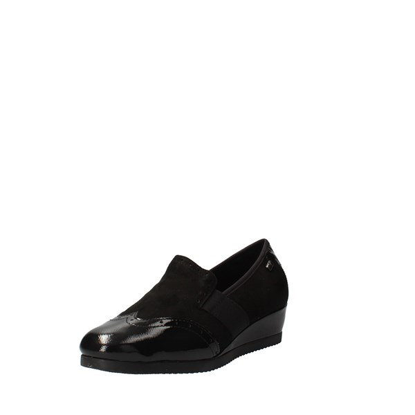 VALLEVERDE Shoes Women Without laces Black 36305