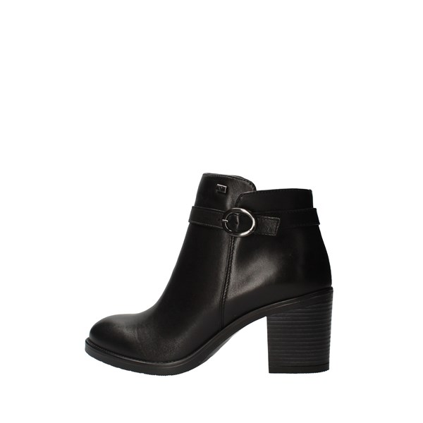 VALLEVERDE Shoes Women boots Black 16301