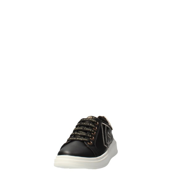 Laura Biagiotti Shoes Girls low Black 6605