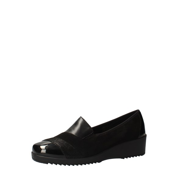 Portèr Shoes Women Without laces Black 13718