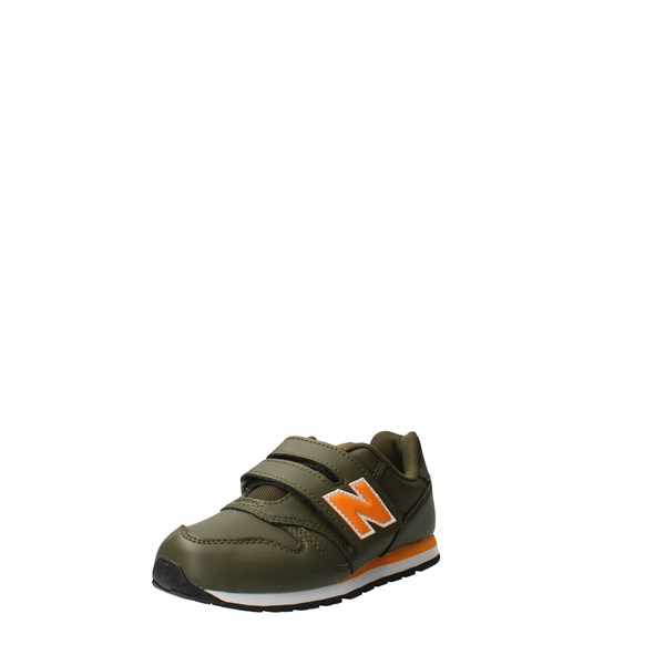 NEW BALANCE Shoes Unisex Junior low Green Y373
