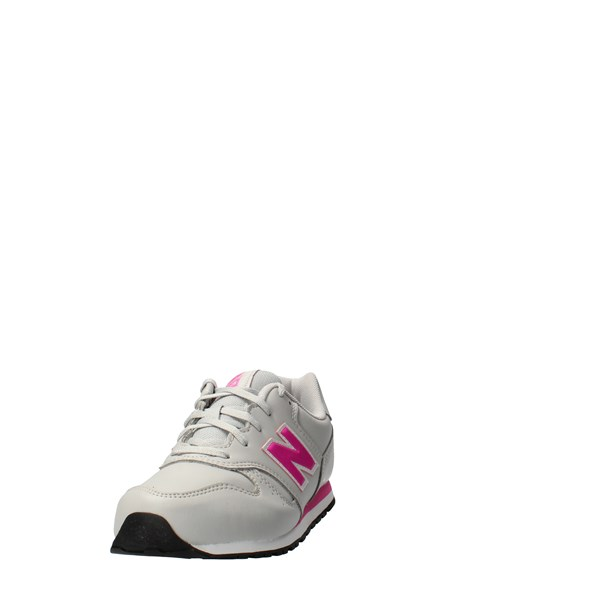 NEW BALANCE Shoes Unisex Junior low Grey YC737