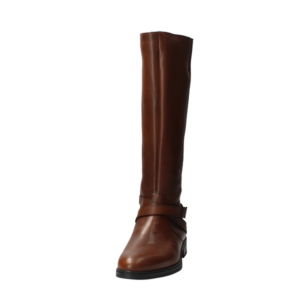 AGORA' Shoes Women Under the knee Leather 72006
