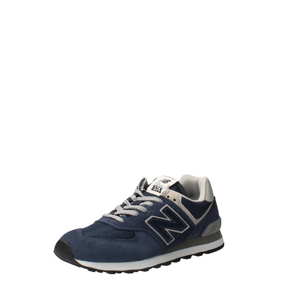 NEW BALANCE Shoes Men low Blue ML574EGN