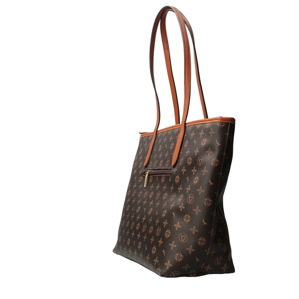 VALLEVERDE Bags Women Bucket Brown 95420