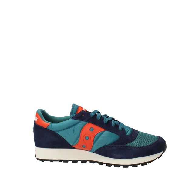 Saucony Shoes Men low Blue S70368_122