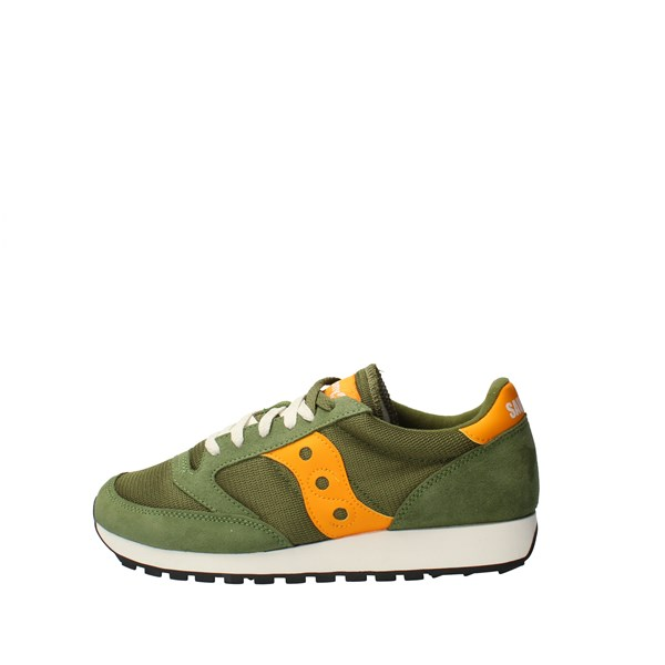 Saucony Shoes Men low Green S70368_120