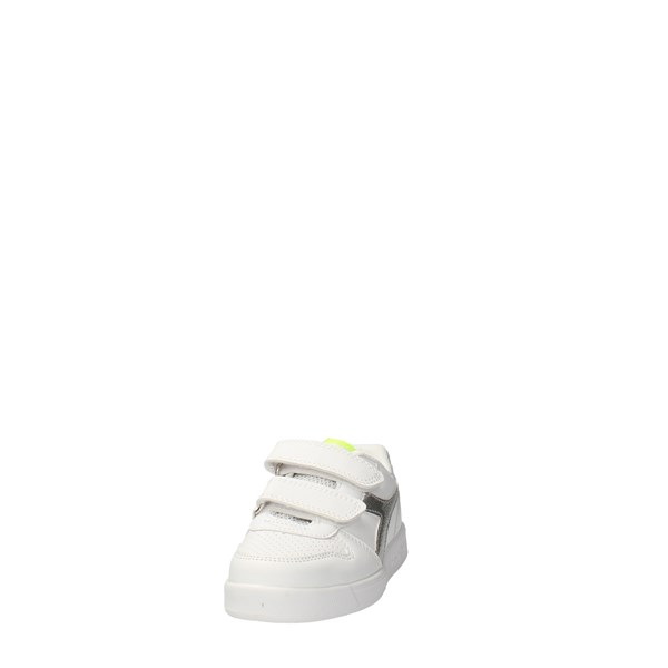 DIADORA Shoes unisex boy low White 101.177009