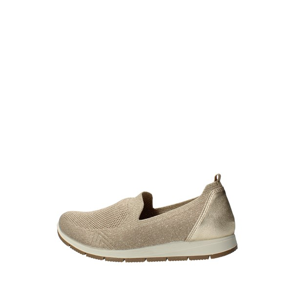 ENVAL Shoes Women Without laces Beige 72733