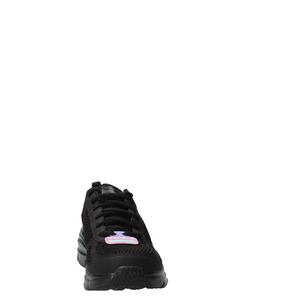 SKECHERS Shoes Women low Black 13310