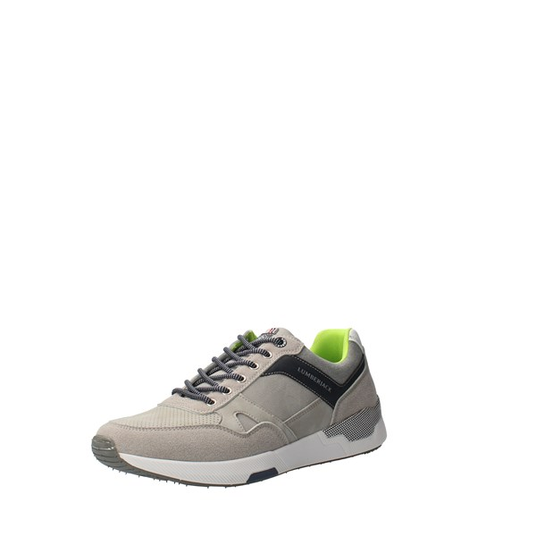 LUMBERJACK Shoes Men Laced Grey SM86412