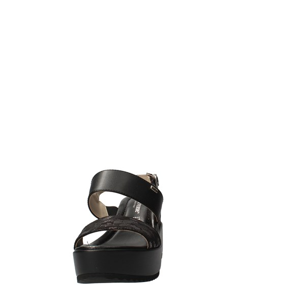 VALLEVERDE Shoes Women With wedge Black 32437