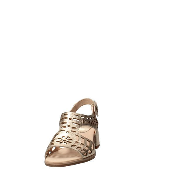 CallagHan Shoes Women With heel Platinum 29201