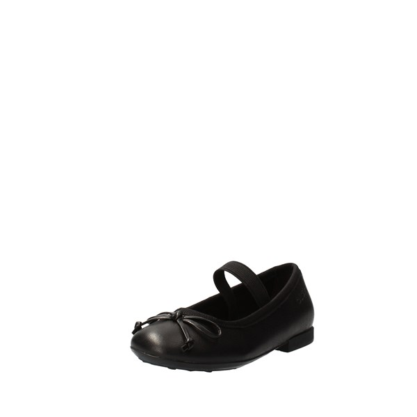 GEOX Shoes Girls Dancers Black J3455B