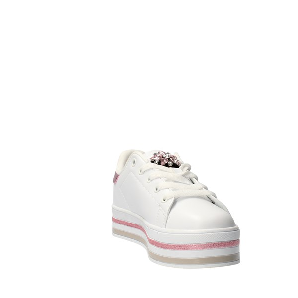 SWEET YEARS Shoes Girls SNEAKERS White S1974