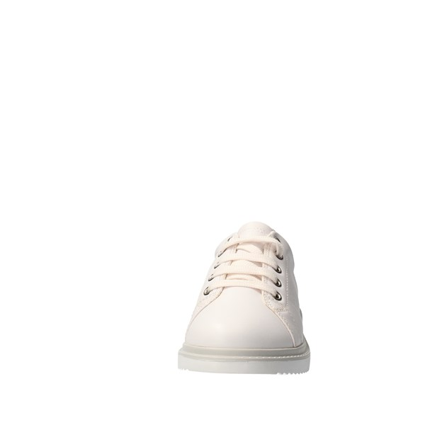 GEOX Shoes unisex boy SNEAKERS White J744FA