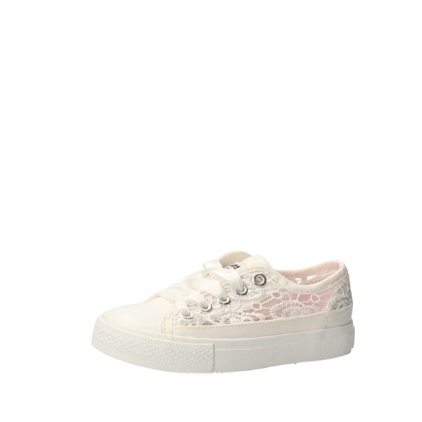 MISS SIXTY Shoes Girls SNEAKERS White S1991