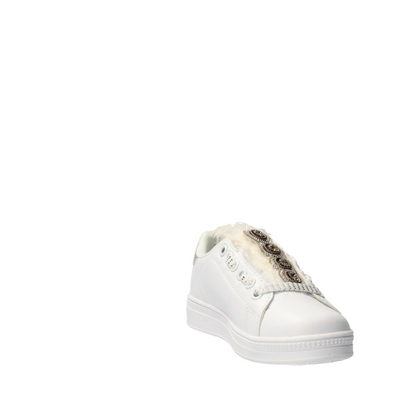 MISS SIXTY Shoes Girls SNEAKERS White S1974MS555