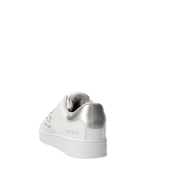 MISS SIXTY Shoes Girls SNEAKERS White S1974MS551