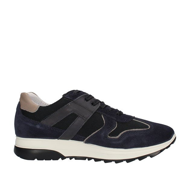 IGI&CO Shoes Men SNEAKERS Blue 31272