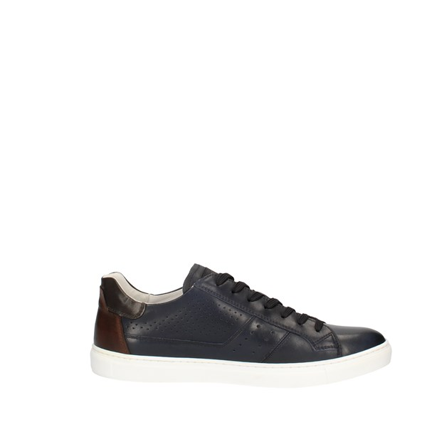 Nero Giardini Shoes Men SNEAKERS Blue P900980U