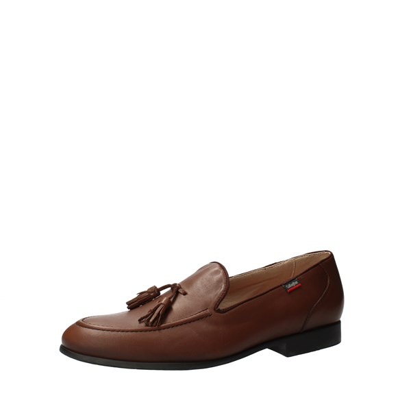 CallagHan Shoes Men Loafers Brown 18902