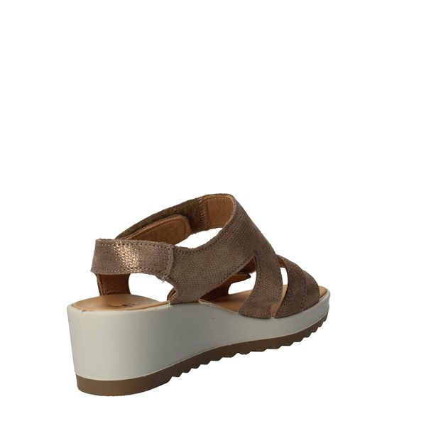 IGI&CO Shoes Women With wedge Platinum 3171855