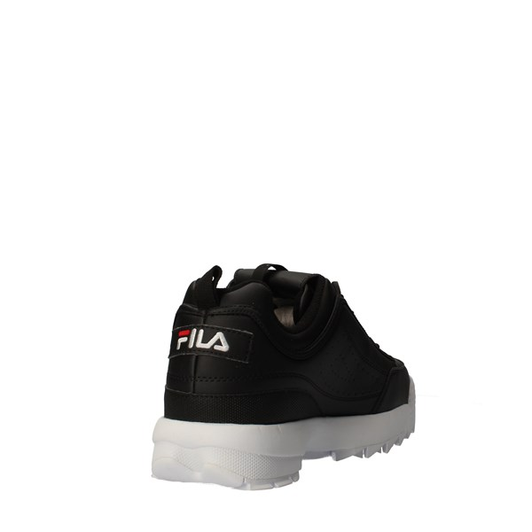 FILA Shoes Unisex high Black 1010262