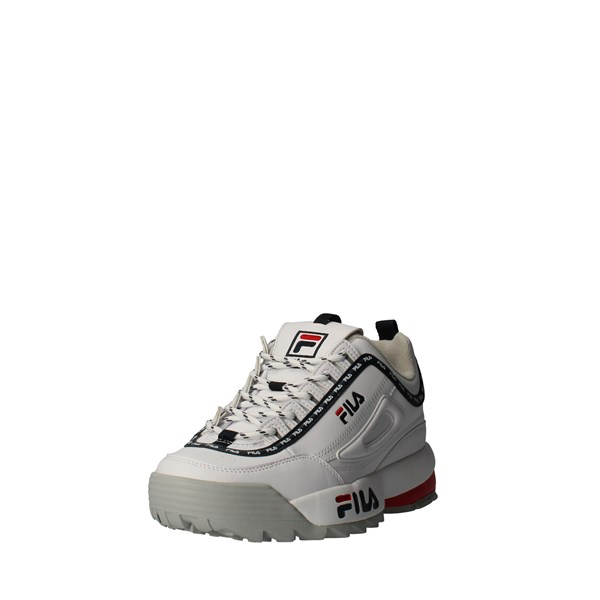 FILA Shoes Unisex SNEAKERS White 1010748.1