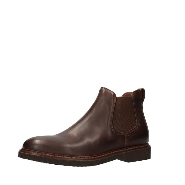 Nero Giardini Shoes Men boots Brown A901171U
