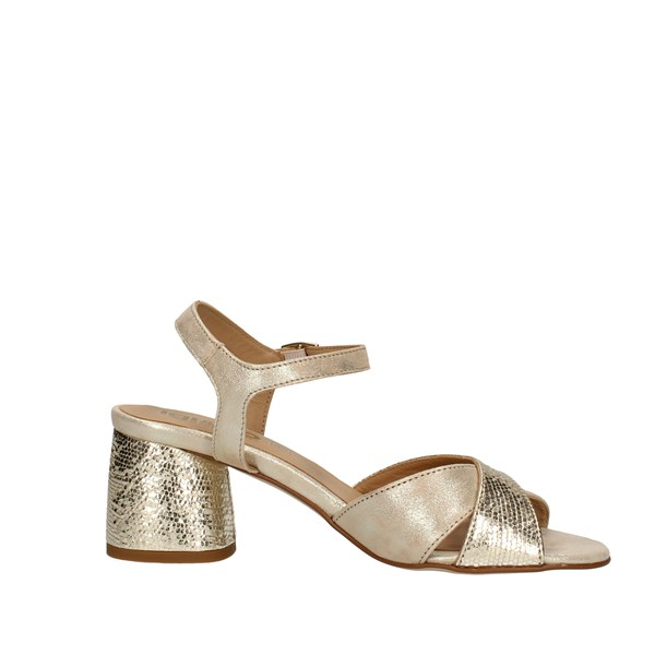 IGI&CO Shoes Women With heel Gold 3186311