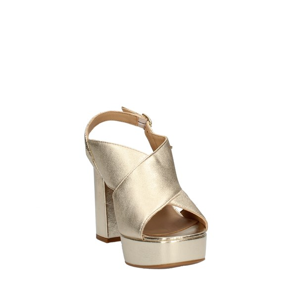 IGI&CO Shoes Women With heel Gold 3189611