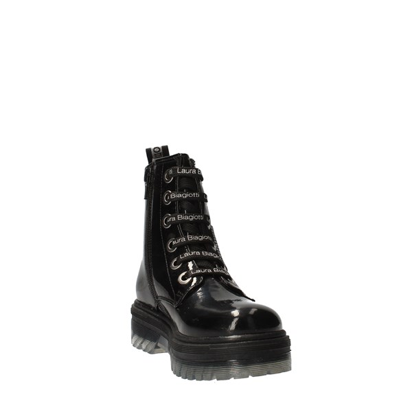 Laura Biagiotti Shoes Girls BOOTS Black 5862