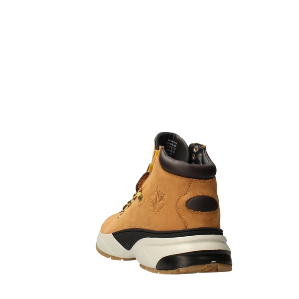 LUMBERJACK Shoes Men high Beige SM66201