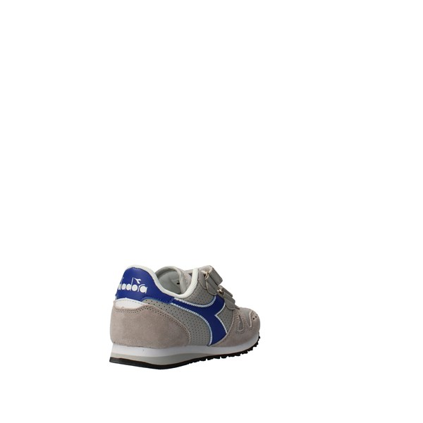 DIADORA Shoes Unisex Junior low Grey 101.175081