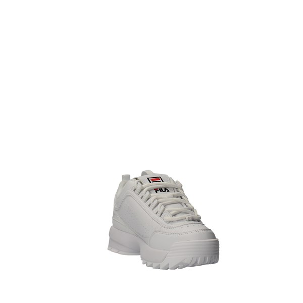 FILA Shoes Unisex Junior low White 1010567