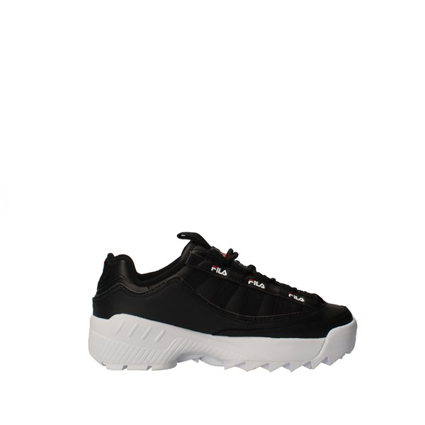 FILA Shoes Women low Black 1010856