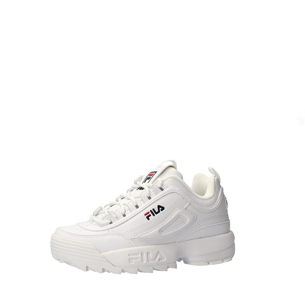 FILA Shoes Women low White 1010302.2020