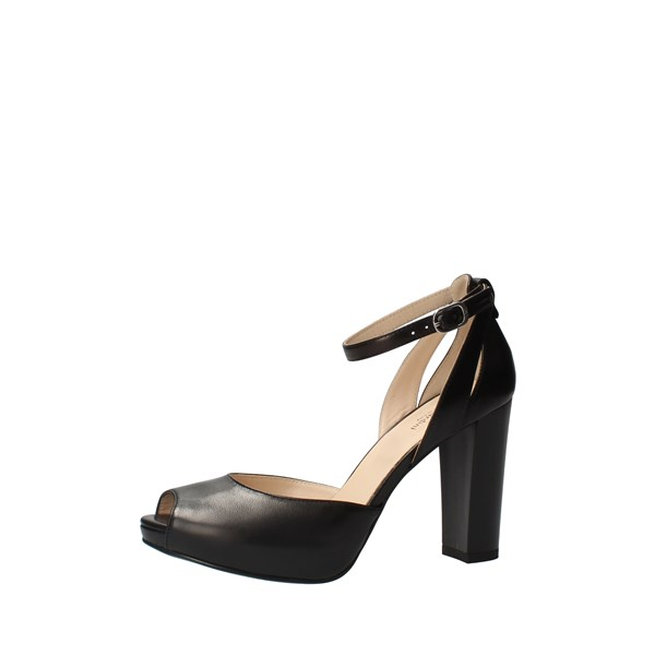 Nero Giardini Shoes Women Decolletè Black E011010DE